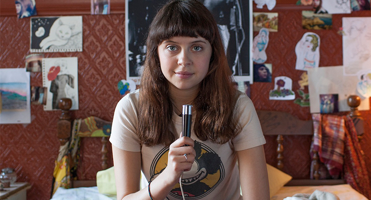 """Bel Powley in """"Diary of a Teenage Girl"""" © Sony Pictures Classics"""